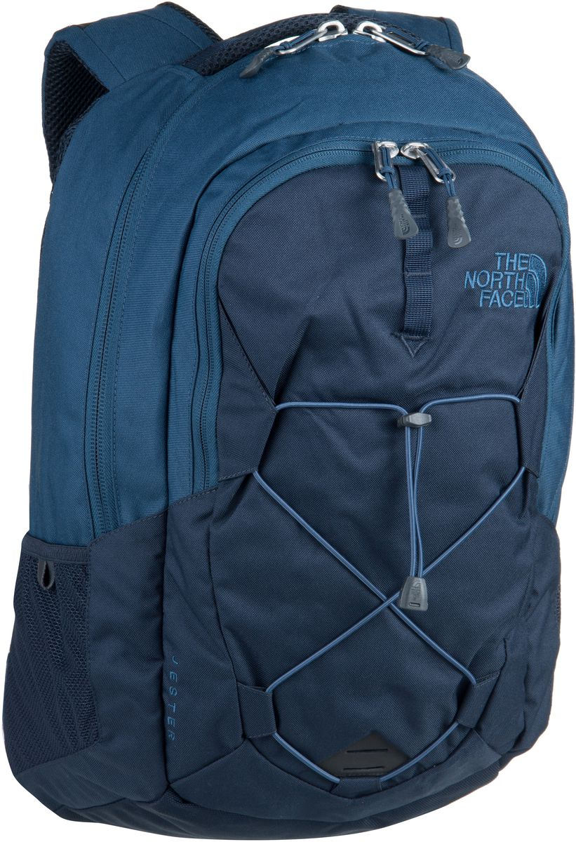 Laptoprucksack Jester Backpack Urban Navy/Blue Wing Teal (26 Liter)