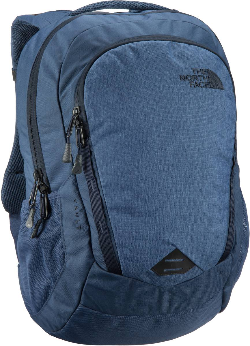 vault backpack shady blue heather urban navy. Black Bedroom Furniture Sets. Home Design Ideas