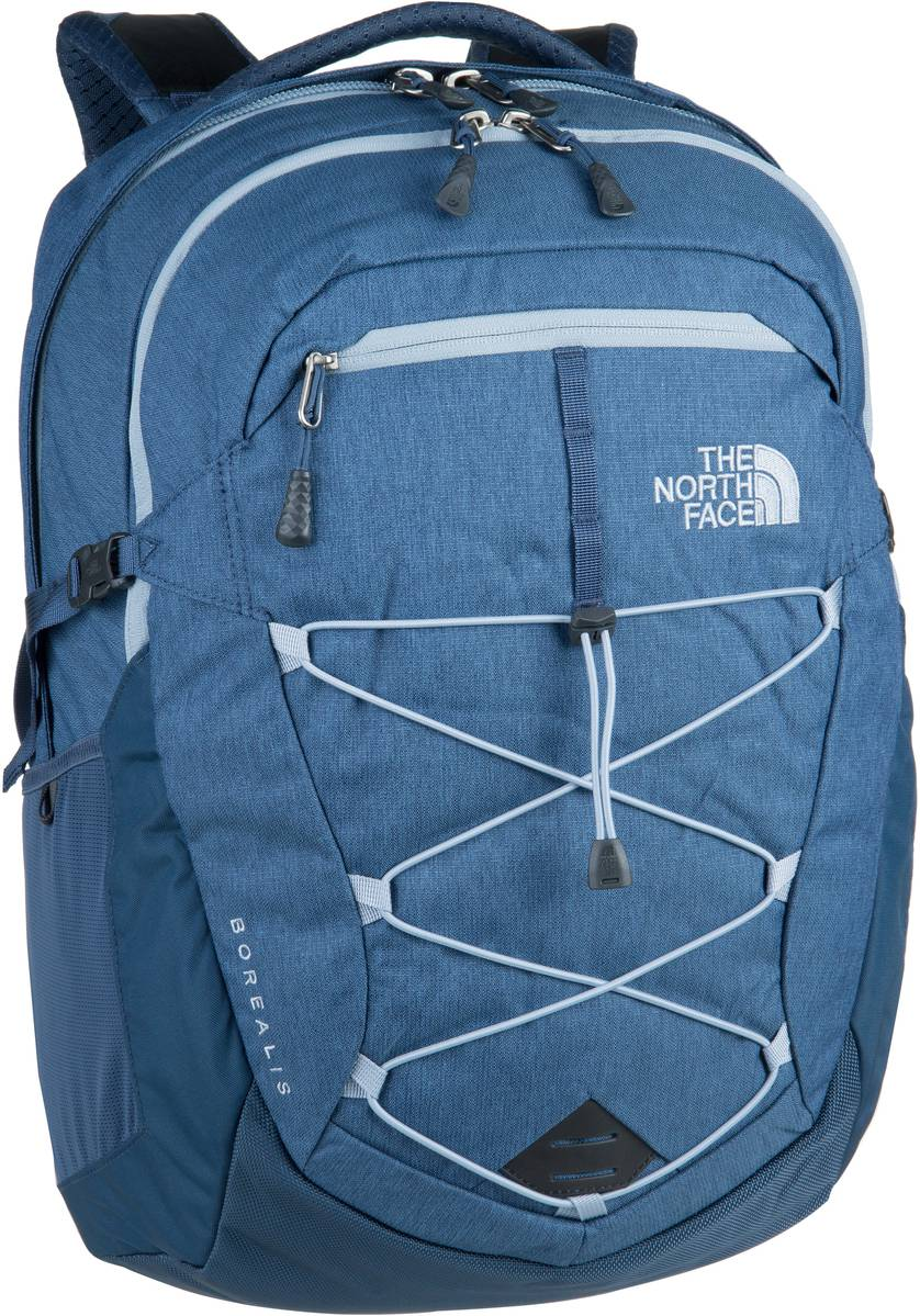 Laptoprucksack Women's Borealis Shady Blue Light Heather/Shady (25 Liter)