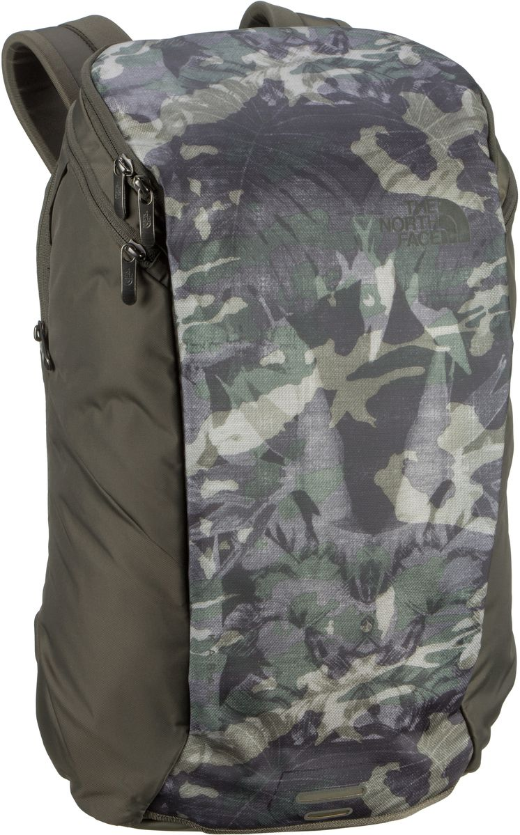 Laptoprucksack Ka-Ban English Green Tropical Camo/Ne (26 Liter)