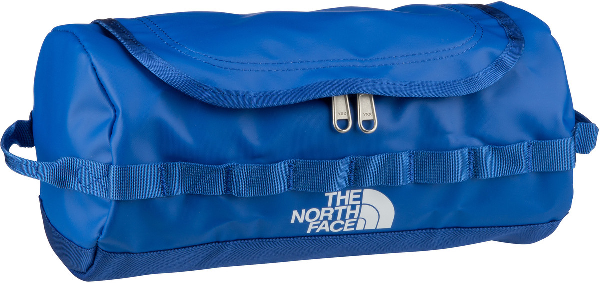 The North Face Base Camp Travel Canister L Turkish Sea - Kulturbeutel / Beauty Case