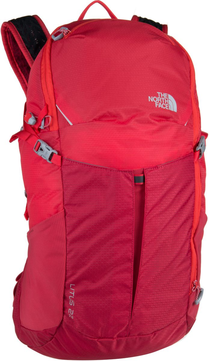 Wanderrucksack Litus 22 L/XL Rage Red/High Risk Red (22 Liter)