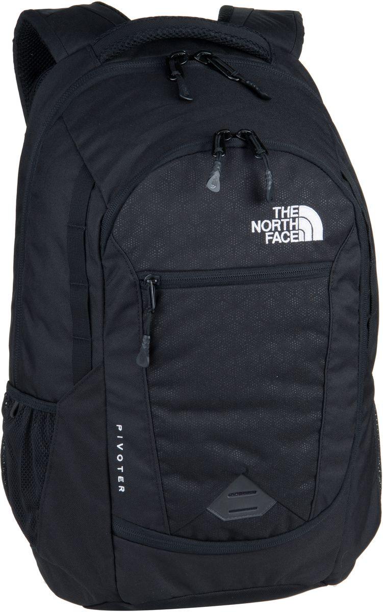 The North Face Pivoter TNF Black - Laptoprucksack