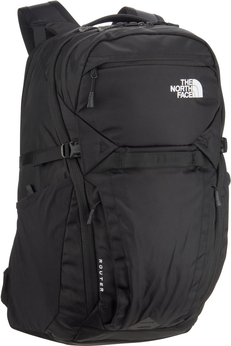 Rucksack / Daypack Router TNF Black (40 Liter)