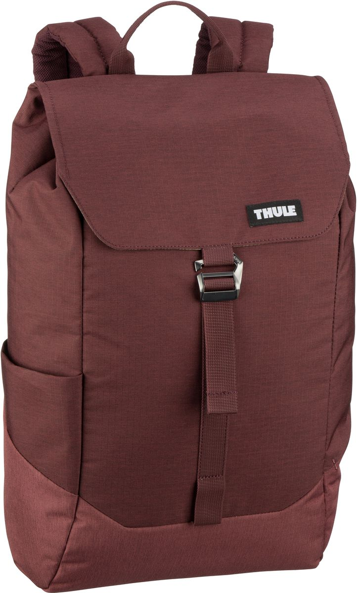 Laptoprucksack Lithos 16L Dark Burgundy (16 Liter)