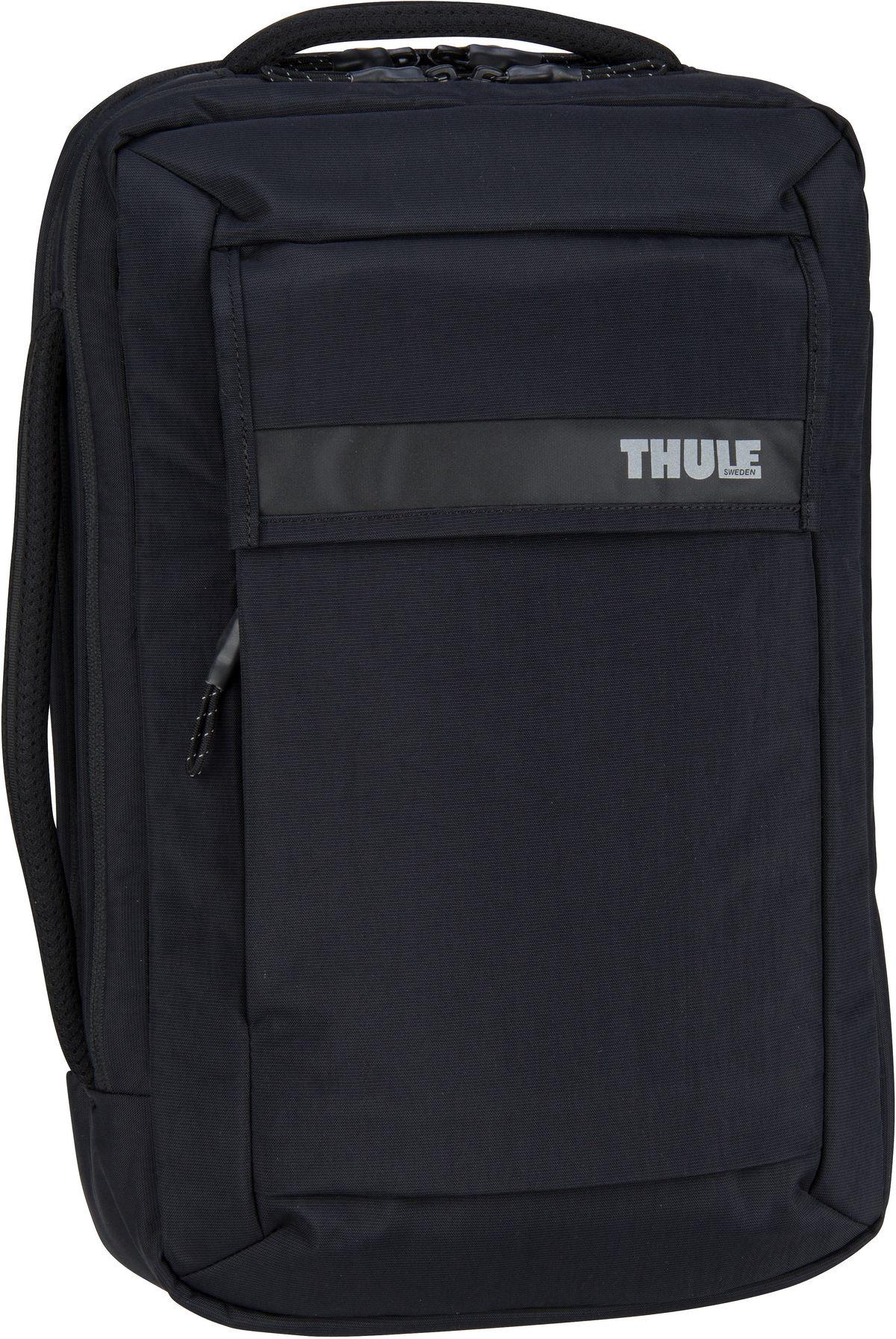 Laptoprucksack Paramount Convertible Backpack Black (16 Liter)