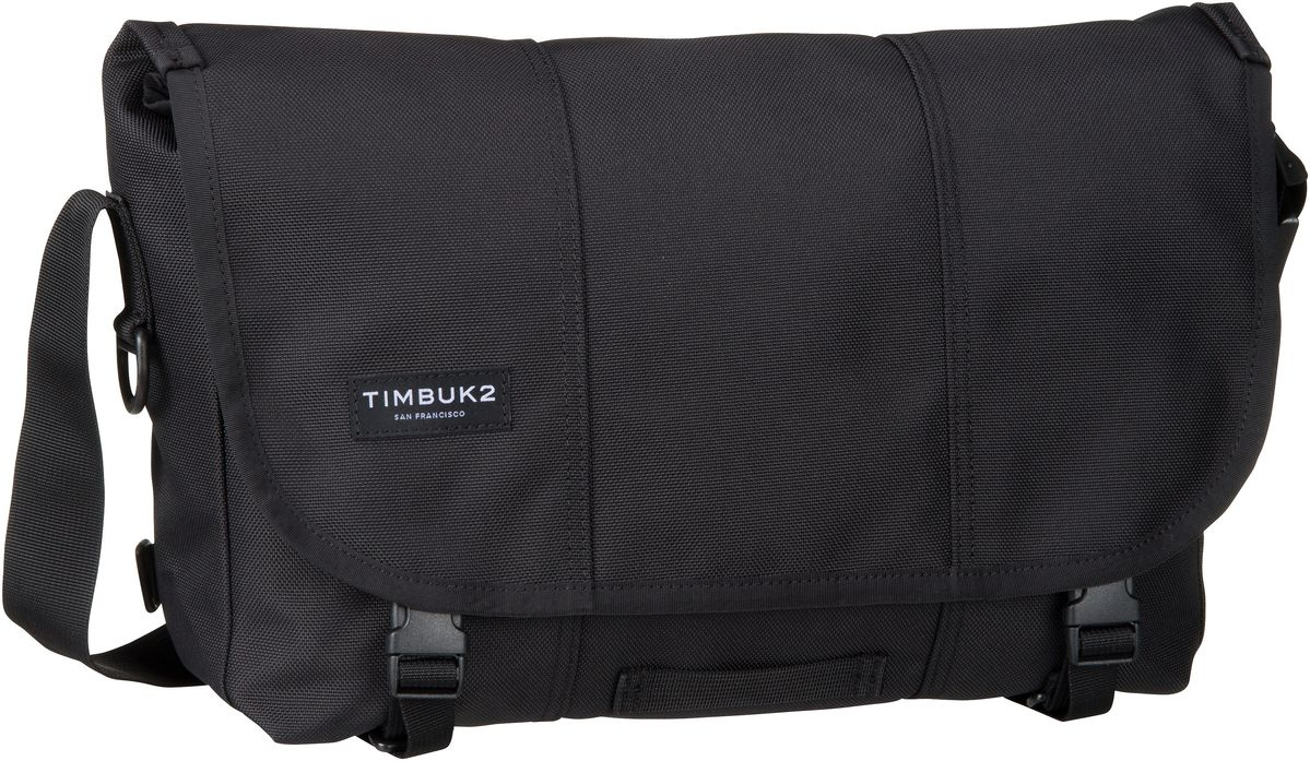 Timbuk2 Classic Messenger S Jet Black (innen: Schwarz) - Notebooktasche / Tablet Sale Angebote Guteborn