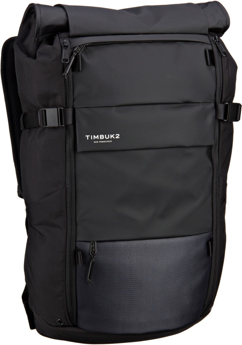 Laptoprucksack Clark Pack Jet Black (30 Liter)