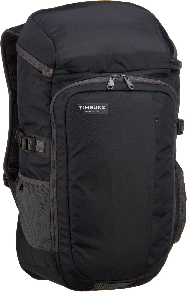 Laptoprucksack Armory Pack Jet Black (26 Liter)
