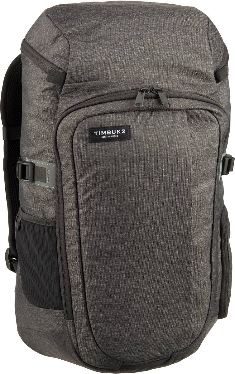 Laptoprucksack Armory Pack Jet Black Static (26 Liter)