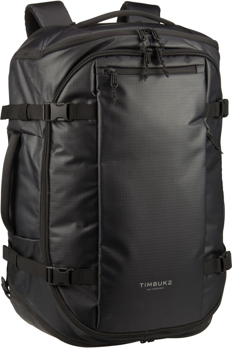 Laptoprucksack Wander Pack Jet Black (40 Liter)