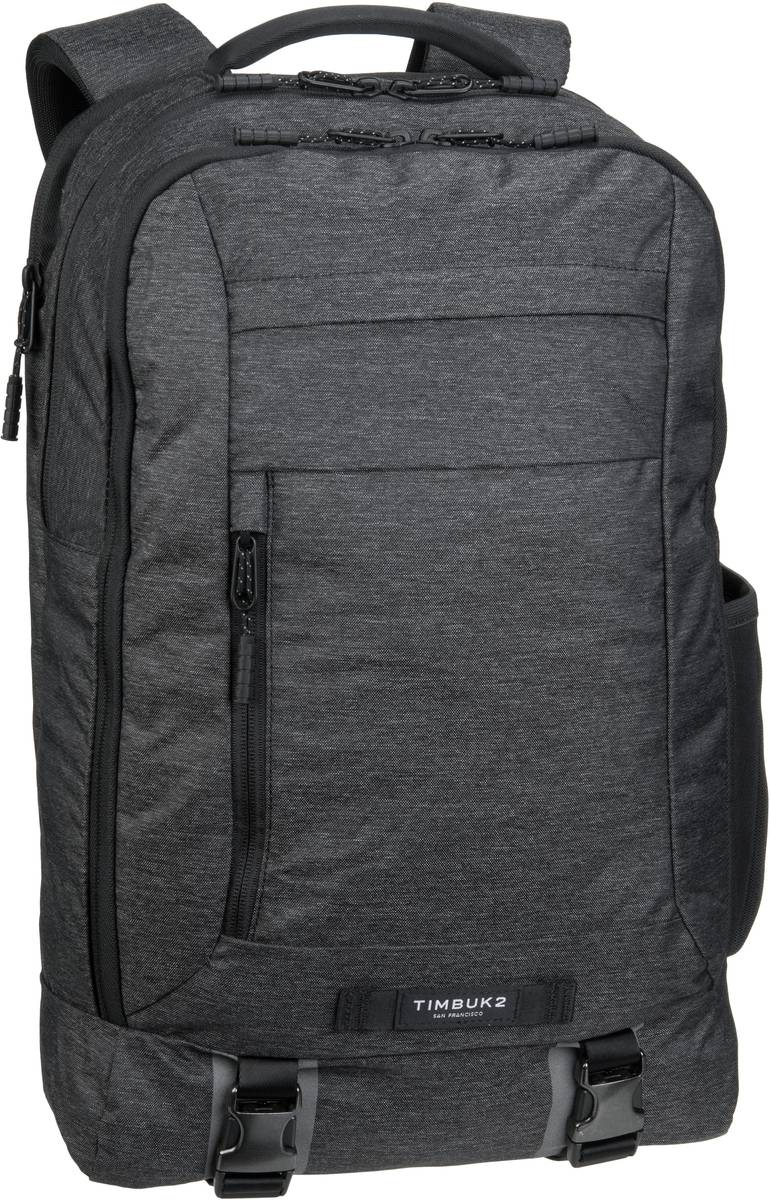 Laptoprucksack The Authority Pack Jet Black Static (28 Liter)