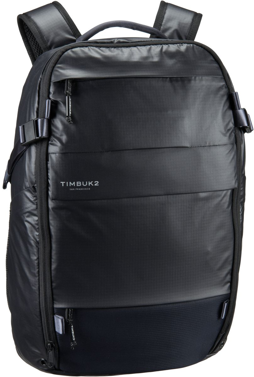 Laptoprucksack Parker Pack Light Jet Black Light Rip (35 Liter)