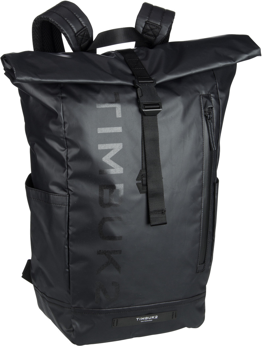 Laptoprucksack Etched Tuck Pack Jet Black (20 Liter)