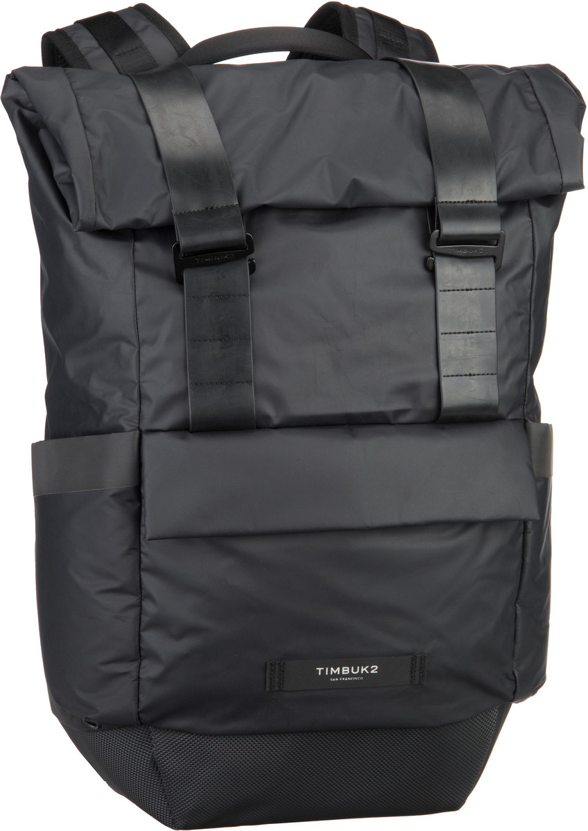 Laptoprucksack Deploy Convertible Pack Jet Black (28 Liter)