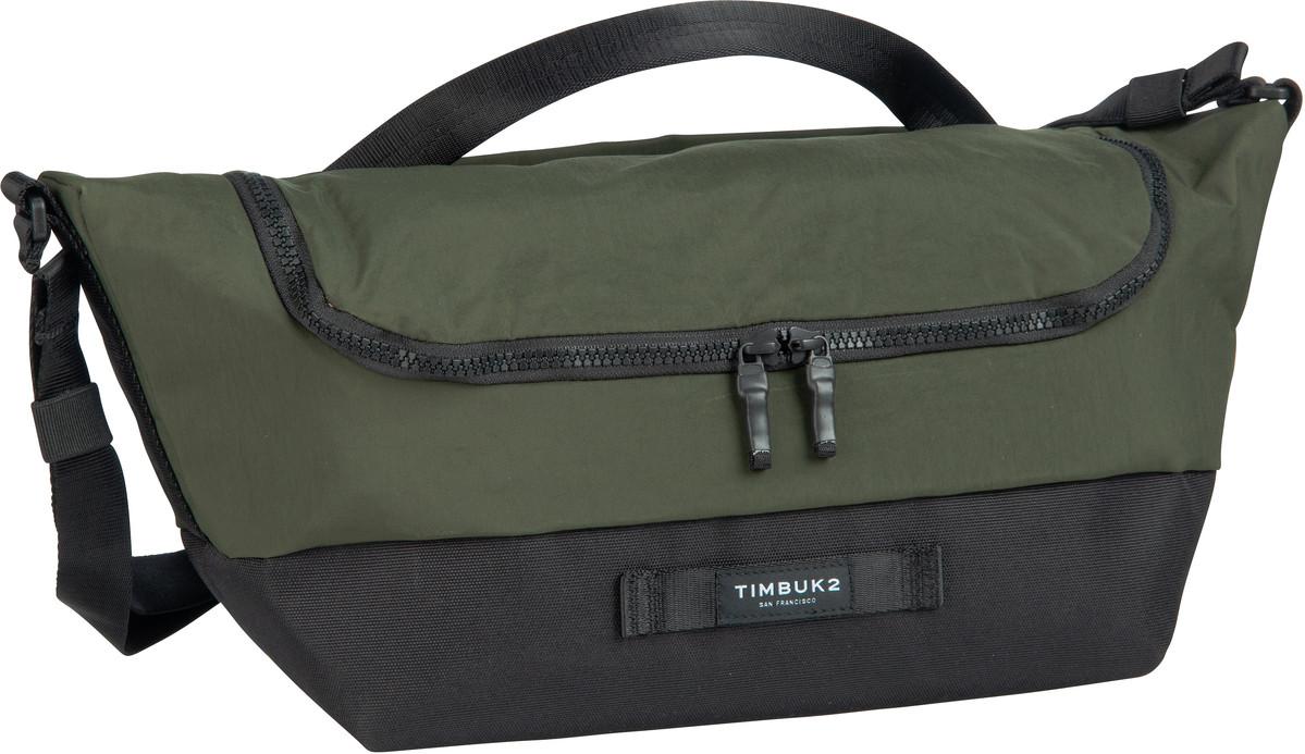 Umhängetasche Mirrorless Bag Army (innen: Schwarz) (7 Liter)