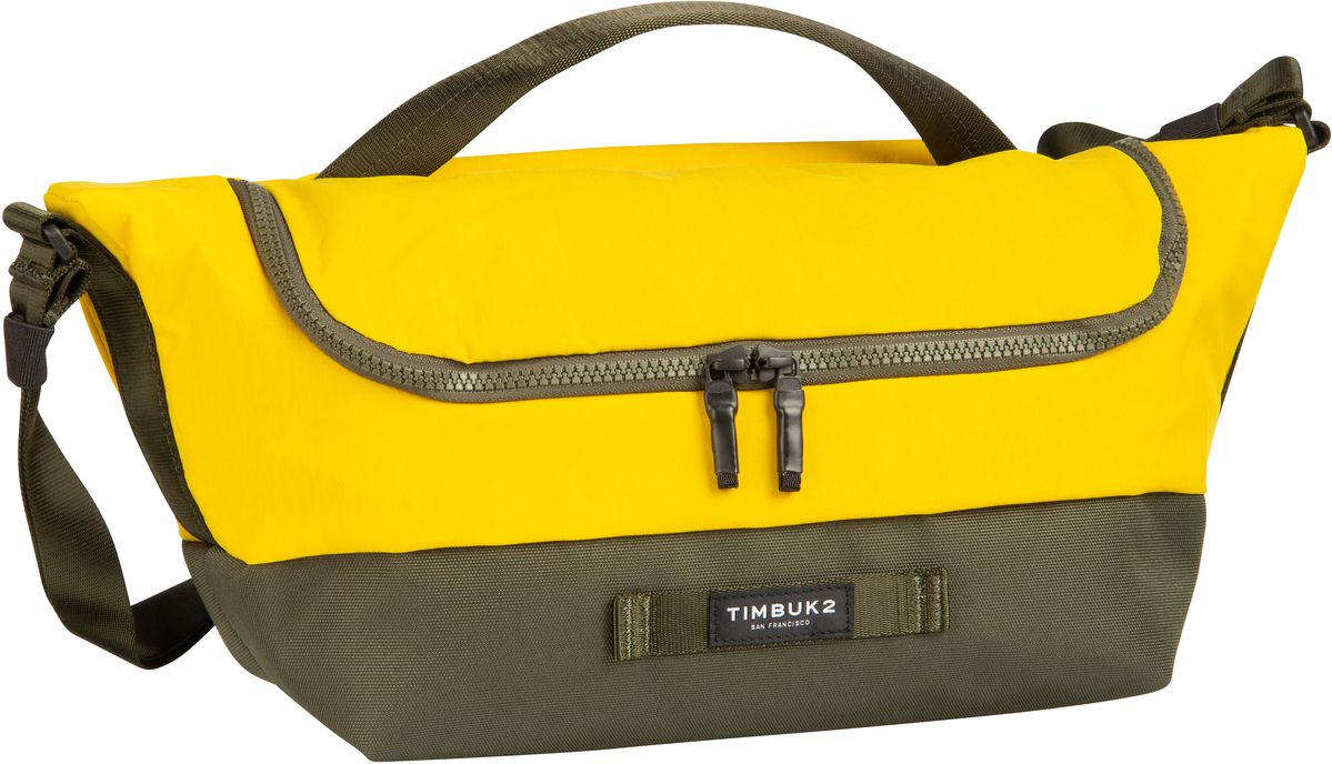 Umhängetasche Mirrorless Bag Golden (innen: Oliv) (7 Liter)