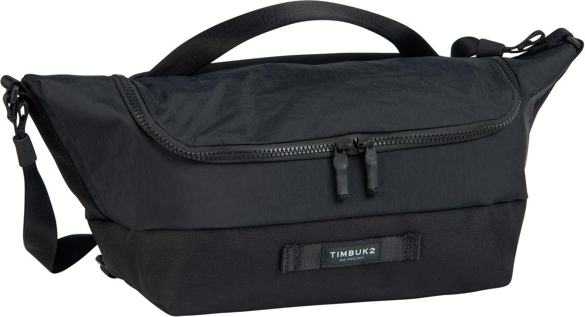 Umhängetasche Mirrorless Bag Jet Black (innen: Oliv) (7 Liter)