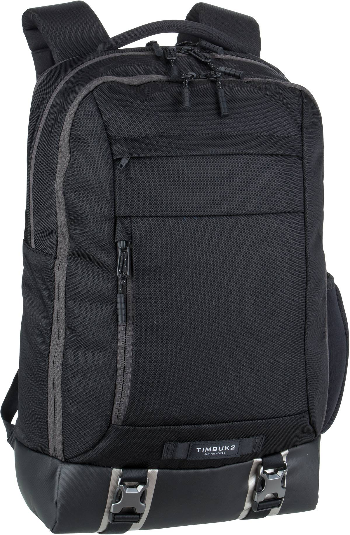 Laptoprucksack The Authority Pack DLX Black Deluxe (28 Liter)