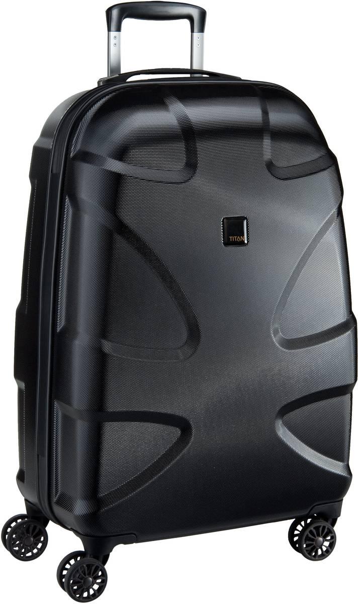 titan x2 shark skin 4 rad trolley 71 cm preisvergleich. Black Bedroom Furniture Sets. Home Design Ideas
