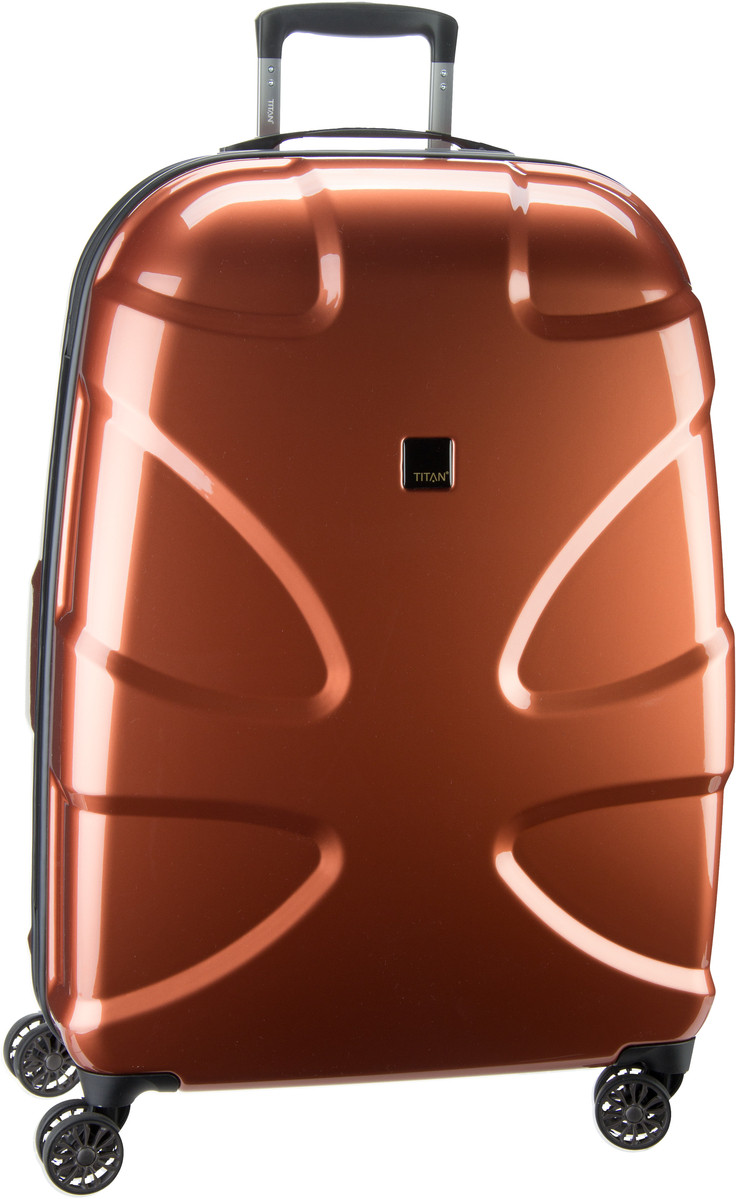 X2 Flash 4-Wheel Trolley L Copper