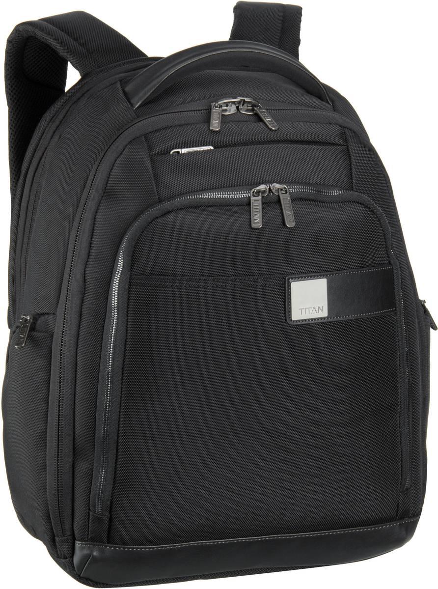 Power Pack Backpack Black