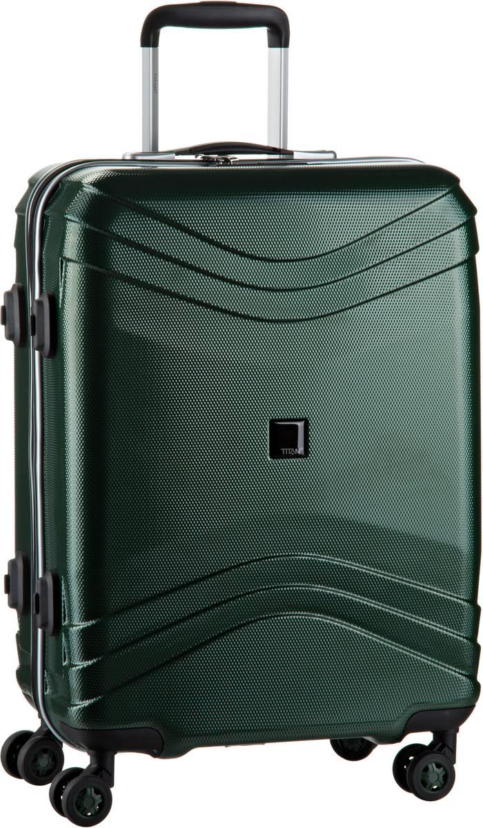 Libra 4-Wheel Trolley M Emerald Green