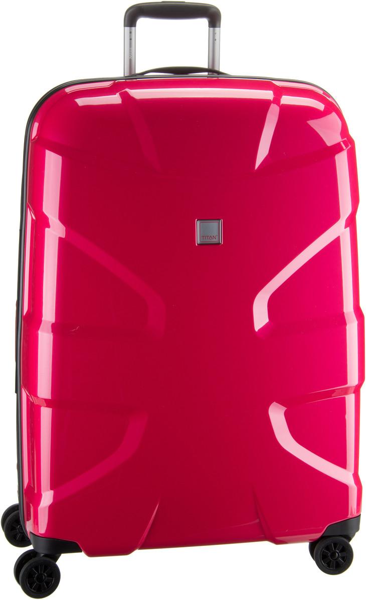 X2 4-Wheel Trolley L Fresh Pink