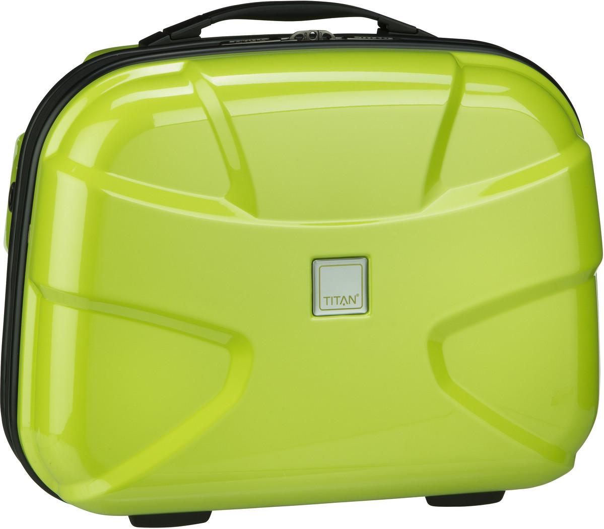 X2 Beautycase Lime Green