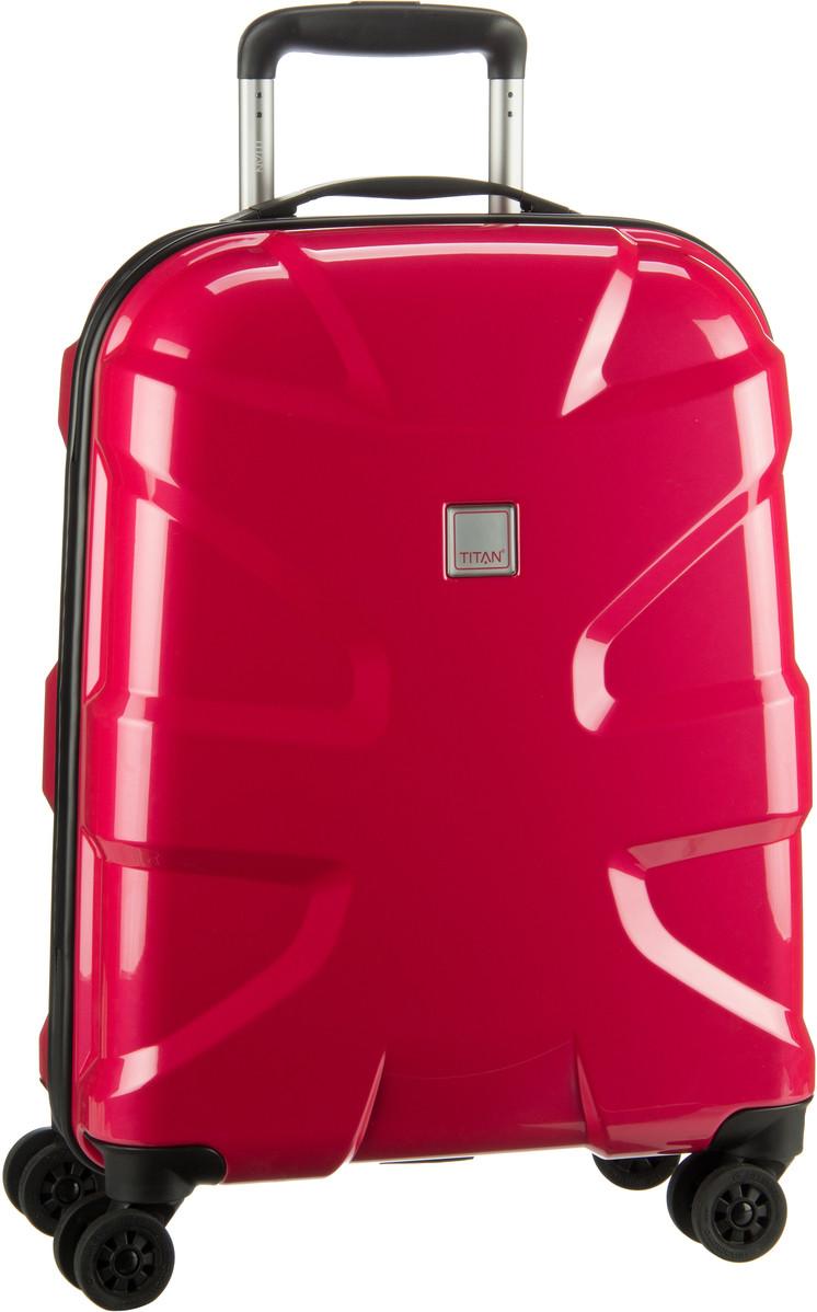 titan koffer pink preisvergleiche erfahrungsberichte. Black Bedroom Furniture Sets. Home Design Ideas