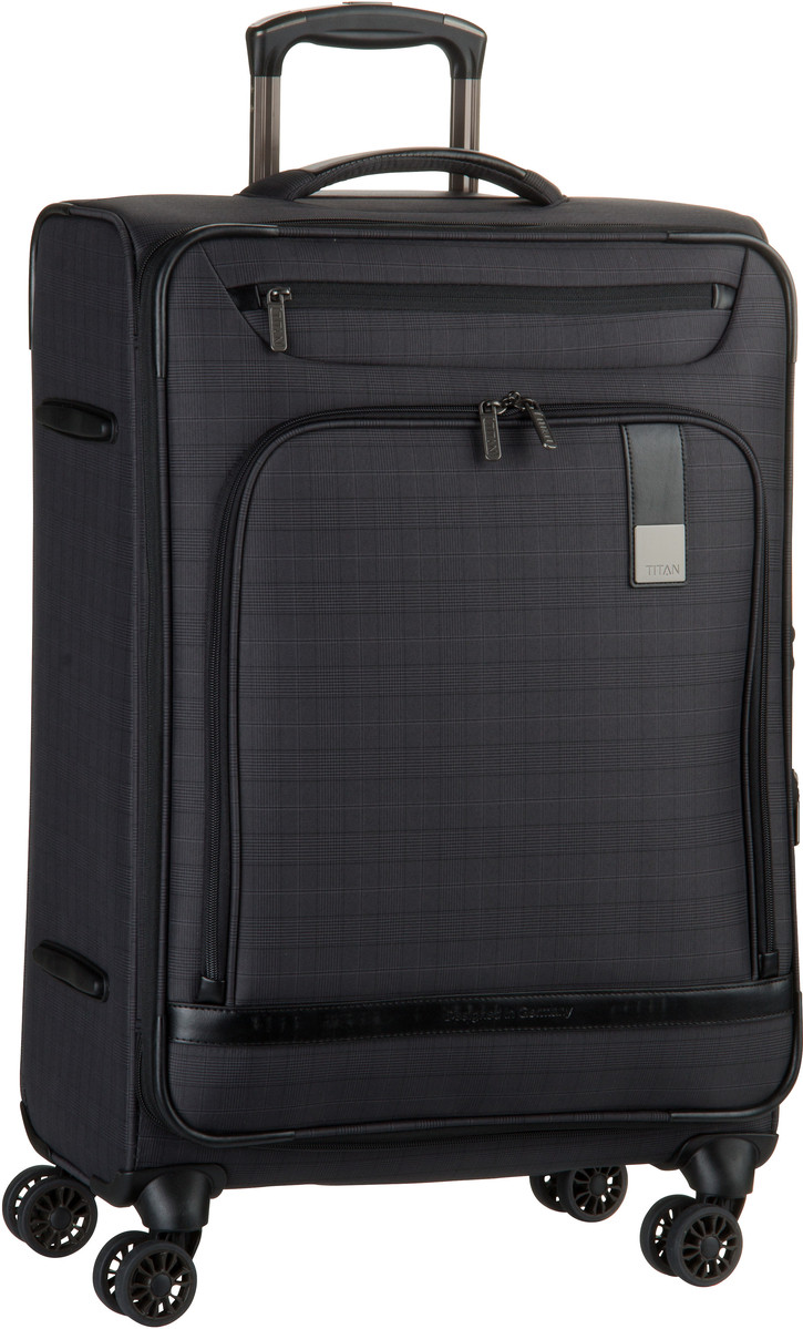 titan ceo 4 rad trolley m preisvergleich koffer trolley. Black Bedroom Furniture Sets. Home Design Ideas