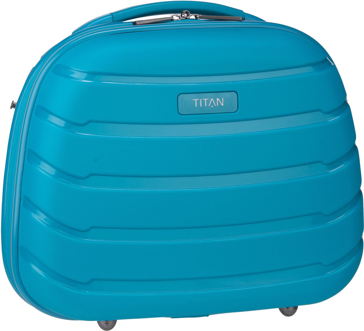 Titan Limit Beautycase Aqua Blue - Kulturbeutel / Beauty Case