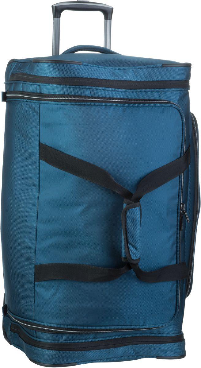 Titan Nonstop Trolley Travelbag Petrol - Reiset...