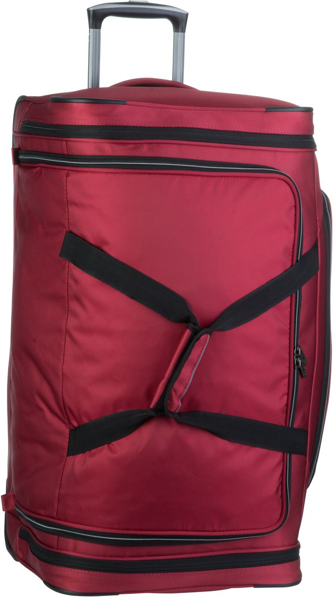 Titan Nonstop Trolley Travelbag Red - Reisetasche