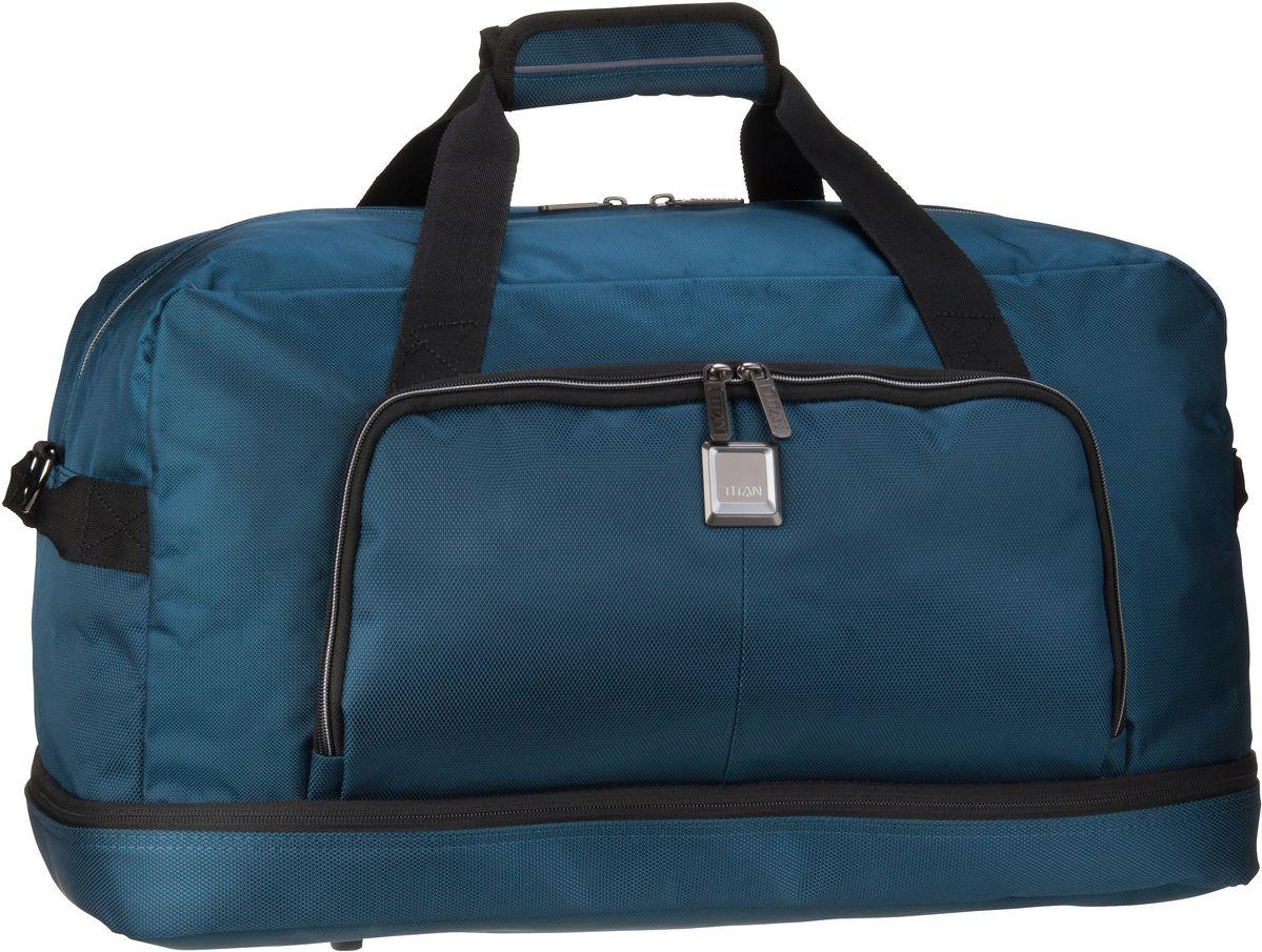Titan Reisetasche Nonstop Travelbag Petrol (46 Liter)