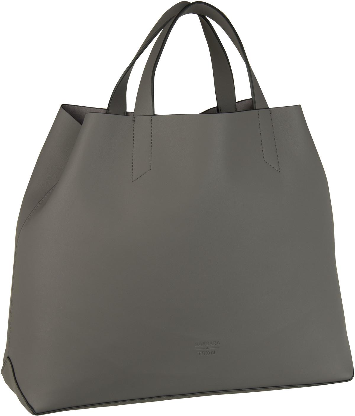 Handtasche Barbara Pure Handbag Grey (16 Liter)