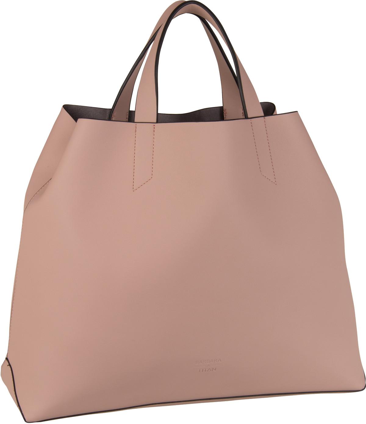 Handtasche Barbara Pure Handbag Rose (16 Liter)