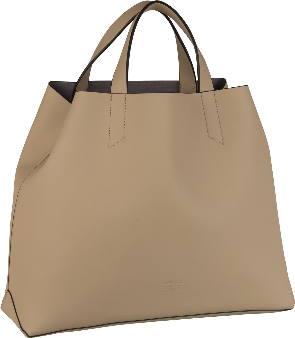Handtasche Barbara Pure Handbag Sand (16 Liter)