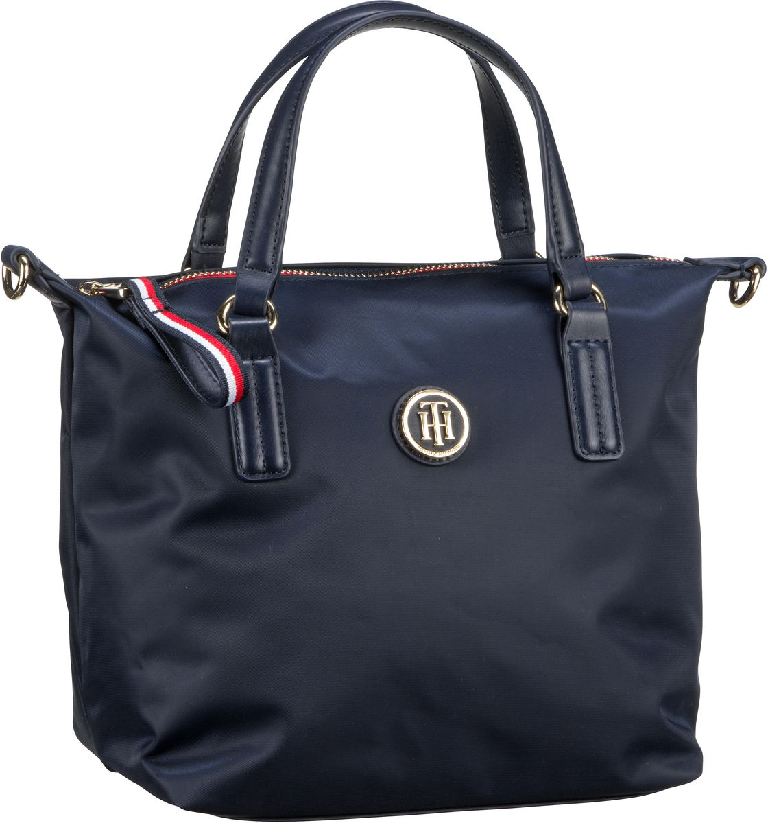 Handtasche Poppy Small Tote 4361 Tommy Navy