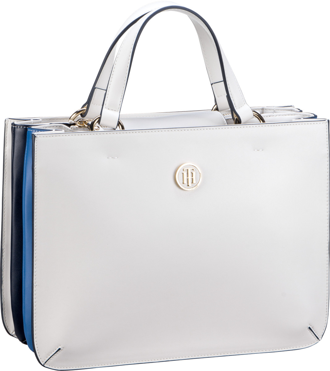 Handtasche Youthful Heritage Satchel 4971 Bright White