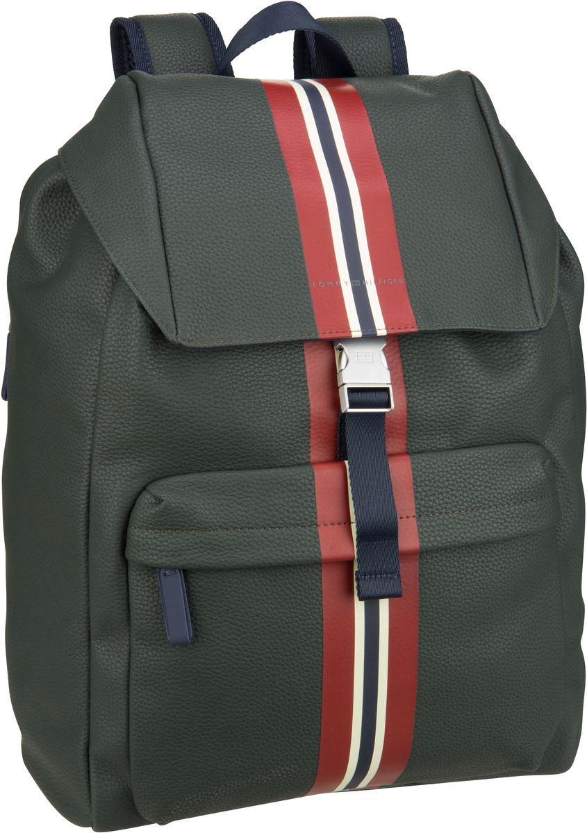 Beutelrucksack Block Stripe Backpack Rosin