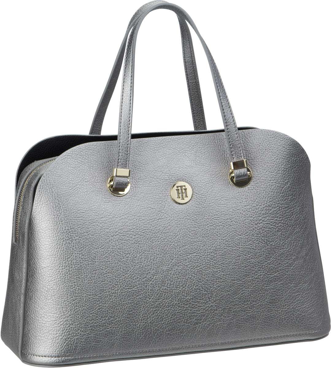 Handtasche TH Core Satchel 6124 Pewter