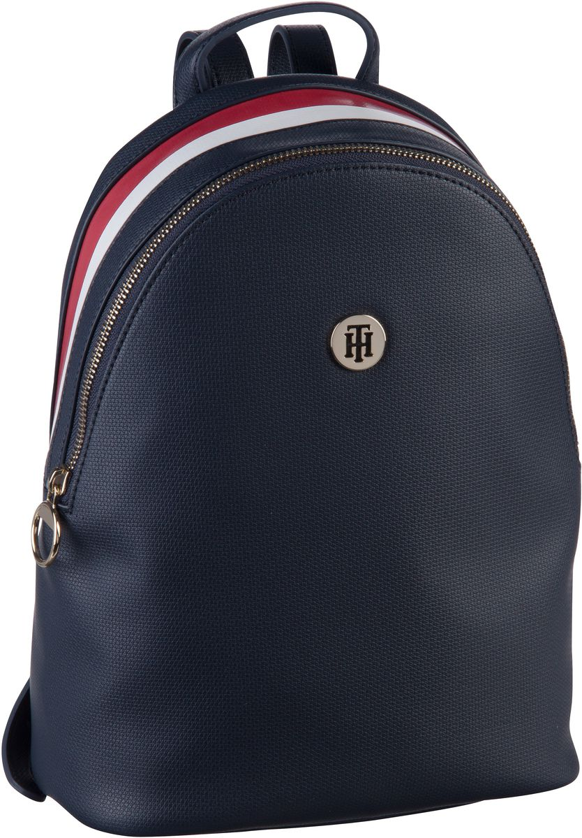Rucksack / Daypack Effortless Saffiano Backpack 6129 Corporate