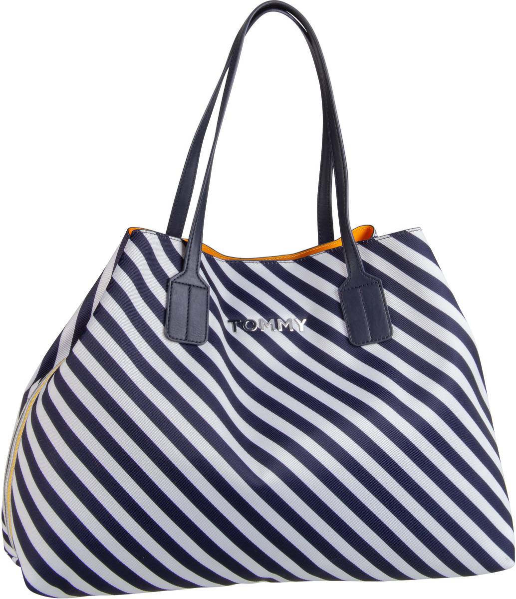 Handtasche Cool Tommy Tote 6374 Nautical Stripe