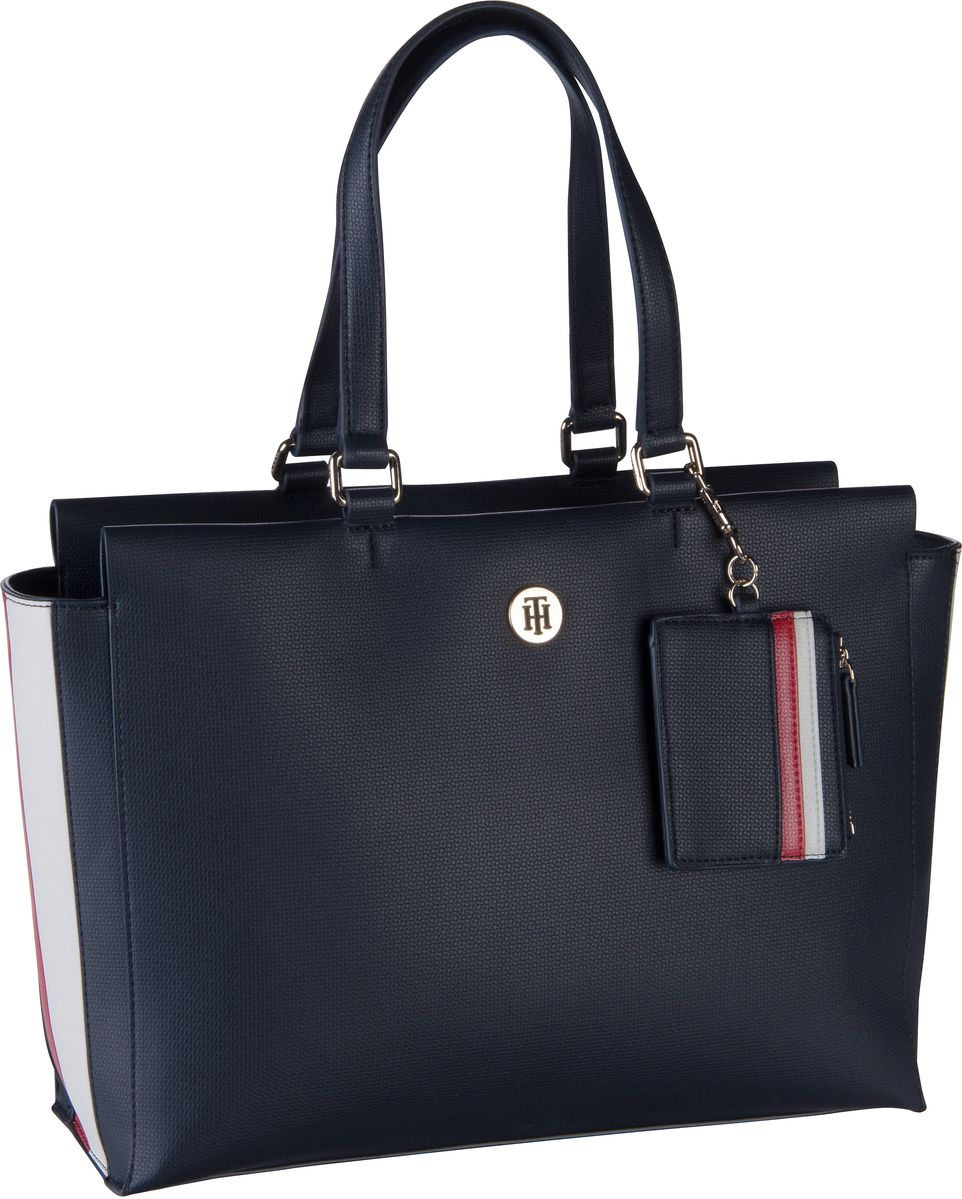 Shopper Effortless Saffiano EW Tote 6375 Corporate