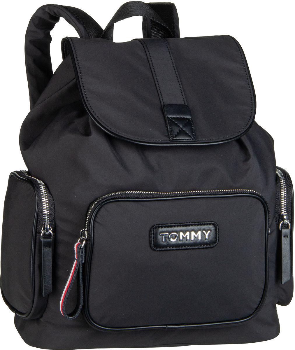 Rucksack / Daypack Varsity Nylon Backpack 6122 Black