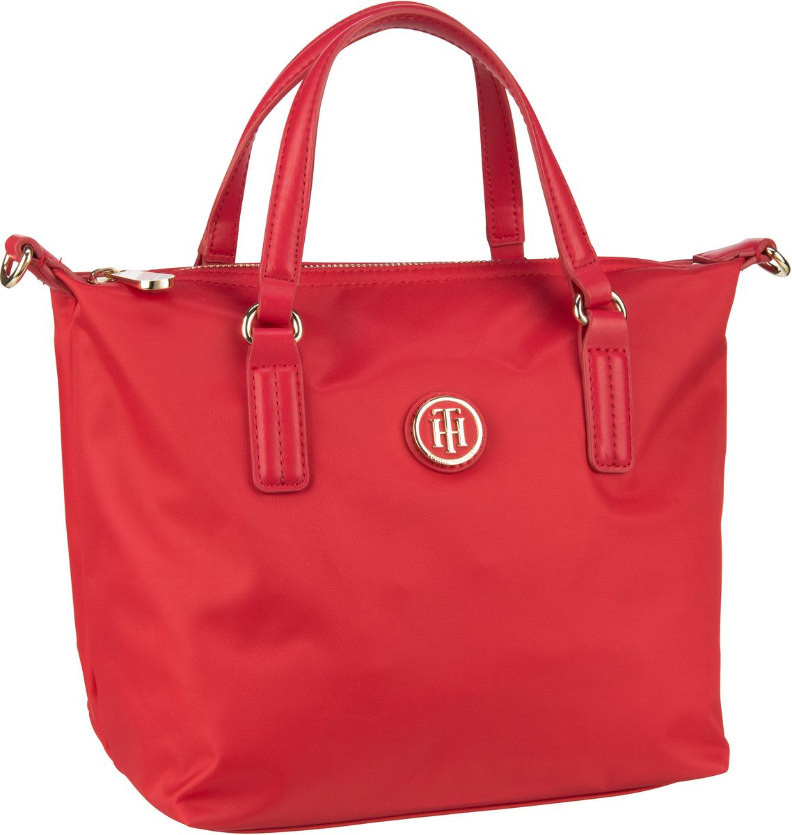 Handtasche Poppy Small Tote 6407 Tommy Red