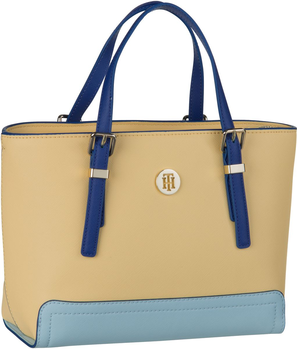 Handtasche Honey Small Tote 6421 Golden Haze/Omphalodes