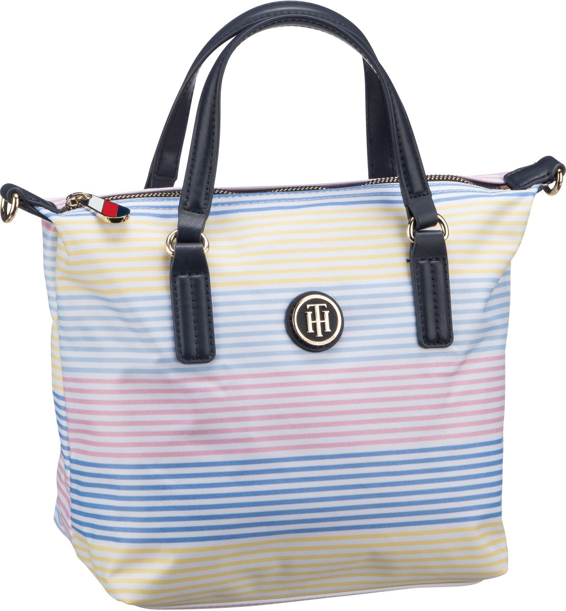 Handtasche Poppy Small Tote STP 6863 Multi Stripe