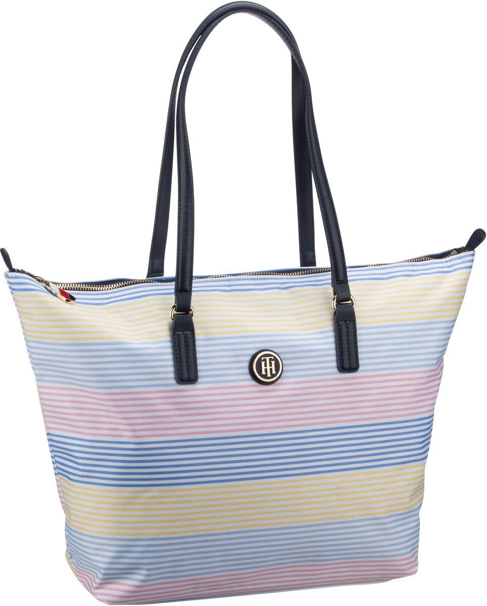 Handtasche Poppy Tote STP 6864 Multi Stripe